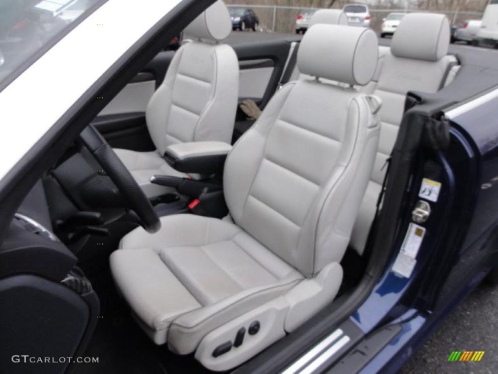 medium resolution of 2008 audi rs4 4 2 quattro convertible interior photo 47418584