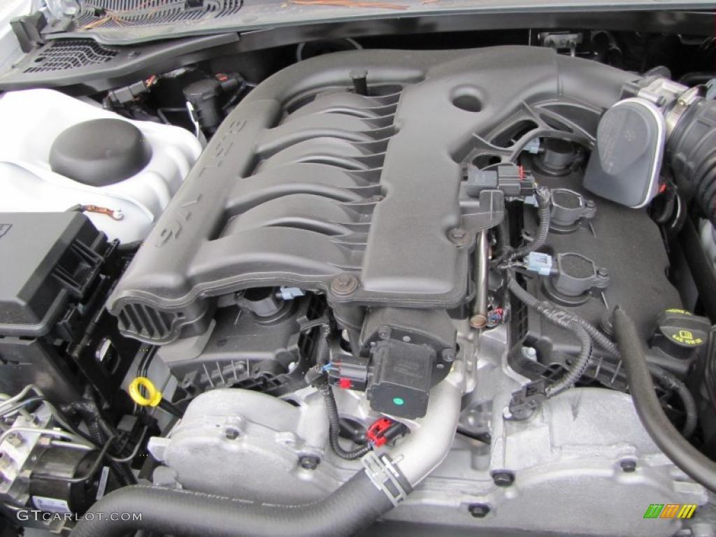 hight resolution of 2010 dodge charger police 3 5 liter high output sohc 24 valve v6 engine photo
