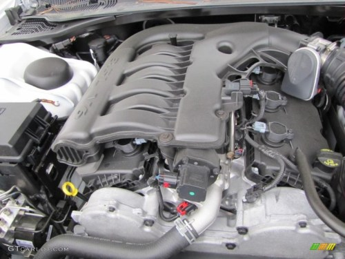 small resolution of 2010 dodge charger police 3 5 liter high output sohc 24 valve v6 engine photo