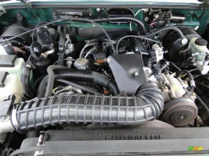 1999 Mazda BSeries Truck B4000 SE Extended Cab 40 Liter