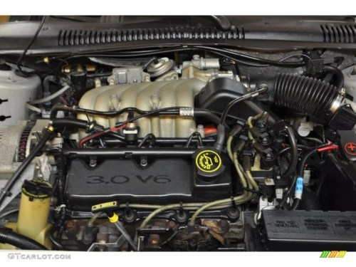 small resolution of 2000 ford taurus se engine diagram ohv ford auto wiring