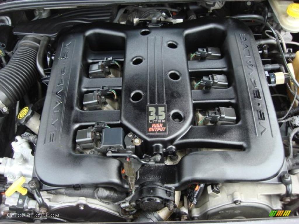 Diagram 2000 Chrysler Lhs On 2002 Chrysler Concorde Engine Diagram