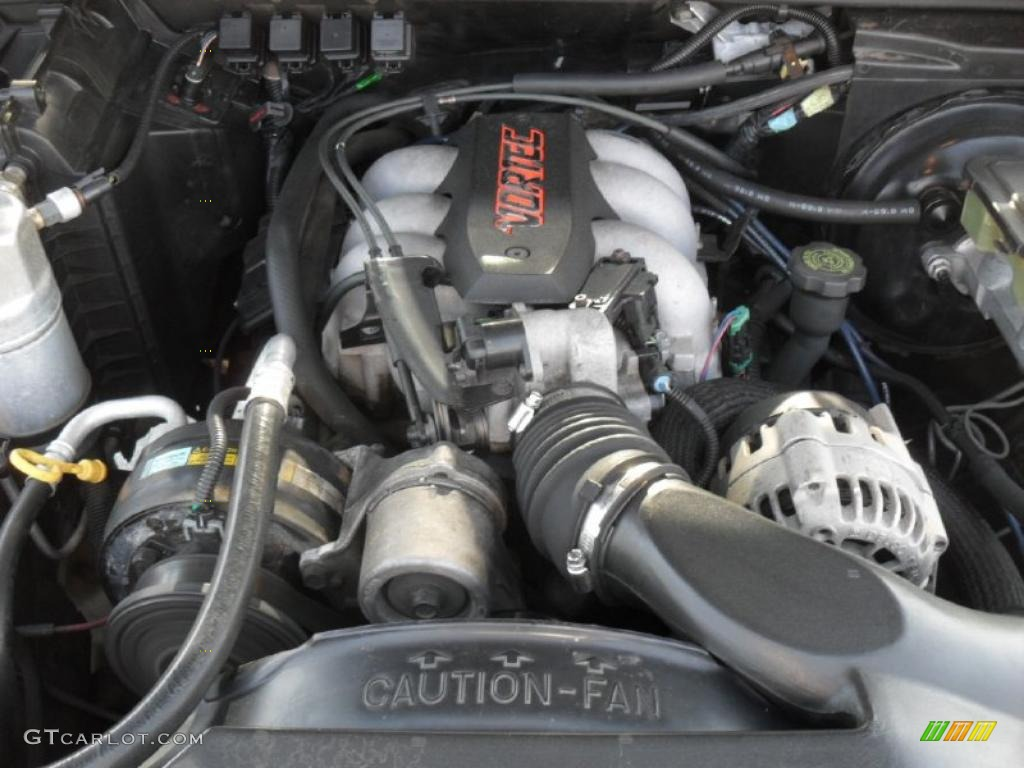 1996 Chevy S10 Engine Diagram