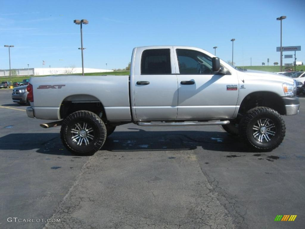 hight resolution of 2009 dodge ram 2500 sxt quad cab 4x4 custom wheels photo 47585029