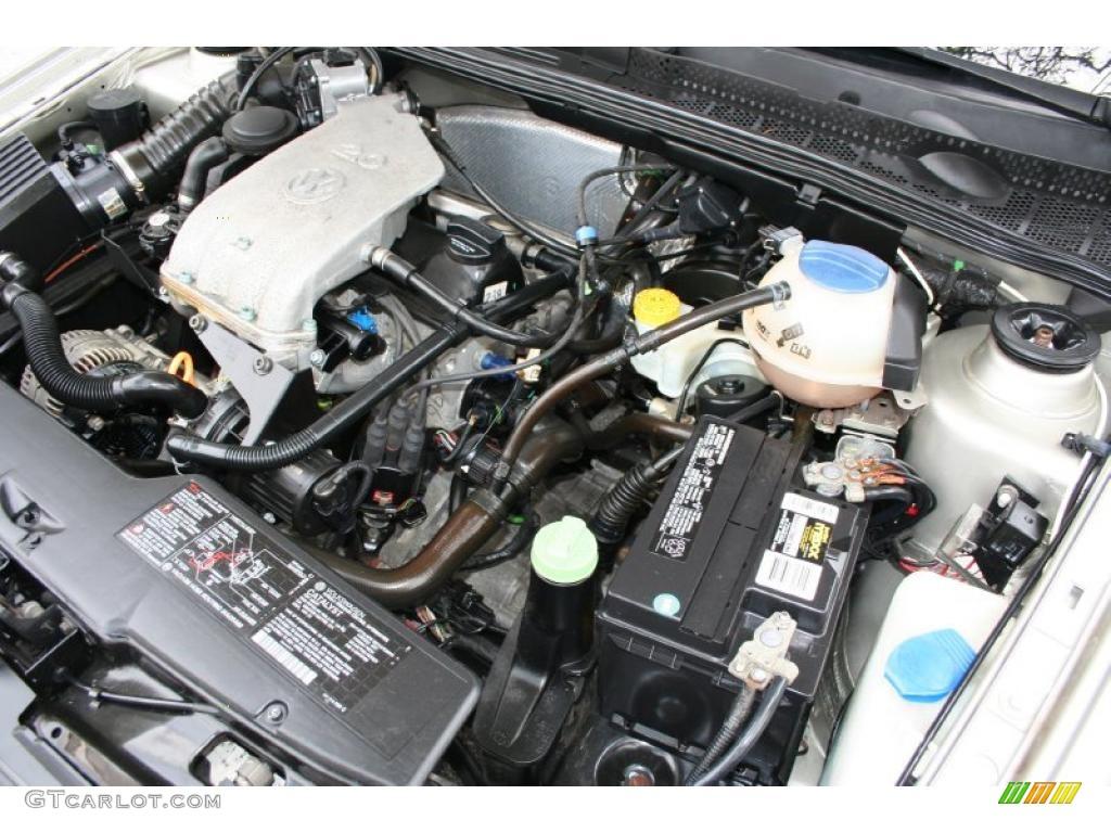 1999 Engine Volkswagon Cabrio 0 2