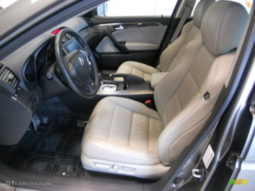 small resolution of taupe ebony interior 2008 acura tl 3 5 type s photo 47798278