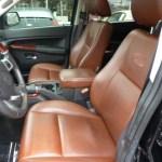 Saddle Brown Dark Slate Gray Interior 2008 Jeep Grand Cherokee Overland 4x4 Photo 47933499 Gtcarlot Com