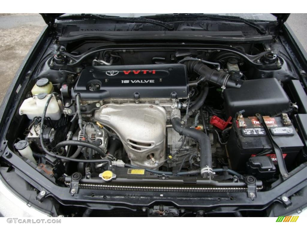 2001 Toyota Camry Solara Engine Diagram