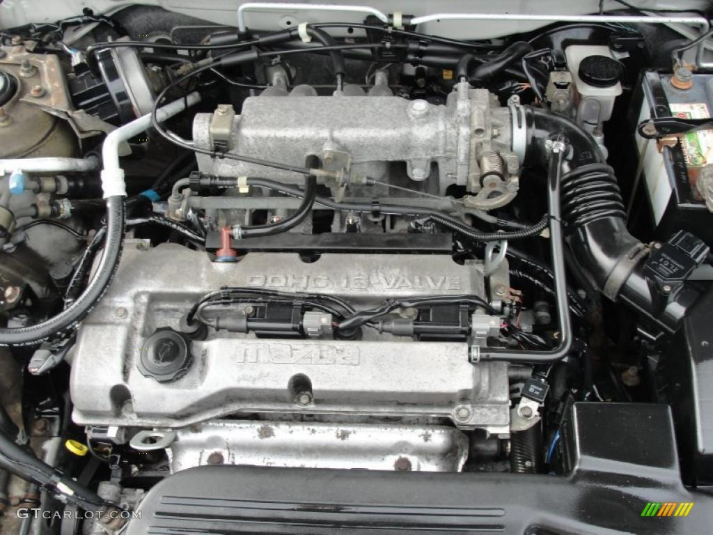 hight resolution of 2000 mazda protege dx engine photos