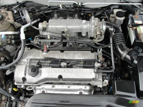 small resolution of 2000 mazda protege dx engine photos