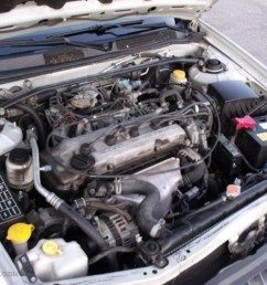 2001 nissan altima gle engine photos [ 1024 x 768 Pixel ]