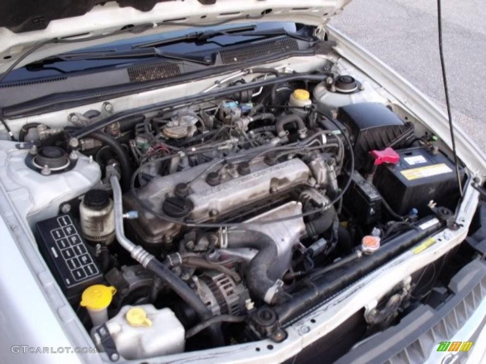 medium resolution of 2001 nissan altima gle engine photos