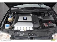 2003 Volkswagen Jetta GLX Sedan 2.8 Liter VR6 DOHC 24 ...