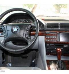 2000 bmw 7 series 740il sedan grey dashboard photo 48224000 [ 1024 x 768 Pixel ]