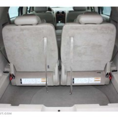 Toyota Sienna Captains Chairs Removal Adjustable With Wheels 2007 Ford F150 Remove 2nd Row Seats 2003 Gmc Yukon