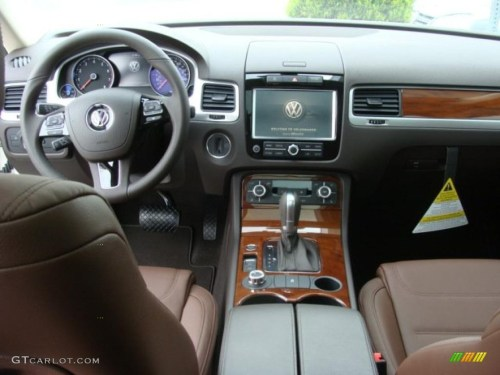 small resolution of saddle brown interior 2011 volkswagen touareg vr6 fsi executive 4xmotion photo 48323267