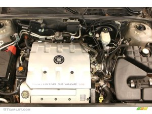 2001 Cadillac Seville SLS 46L DOHC 32Valve Northstar V8 Engine Photo #48379658   GTCarLot