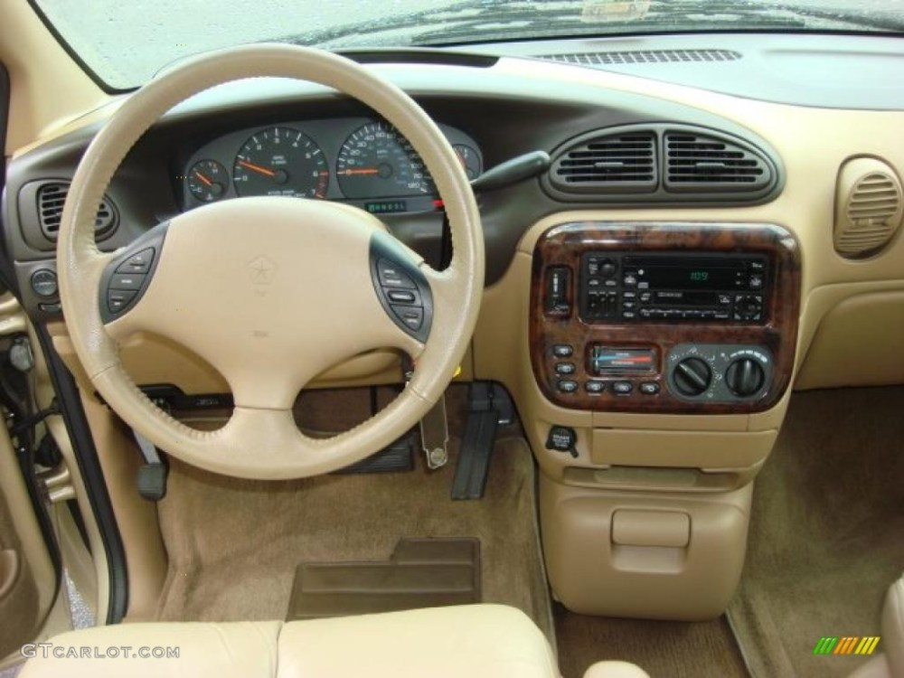 medium resolution of 1998 chrysler town country lxi camel dashboard photo 48549695