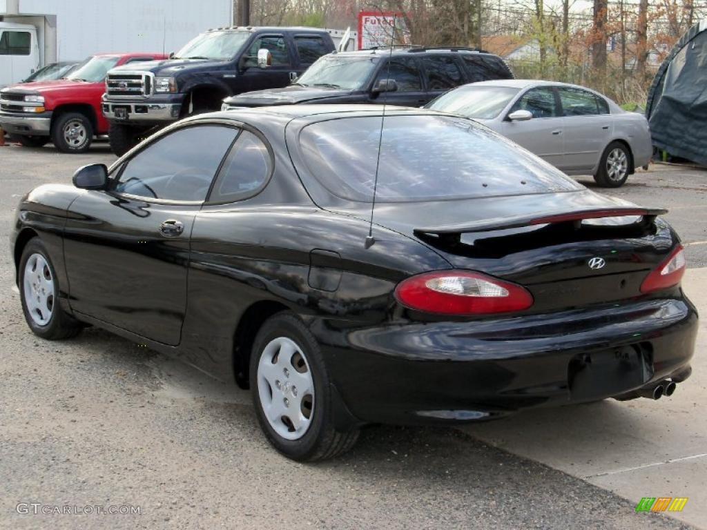 2004 Hyundai Tiburon Gt Blue