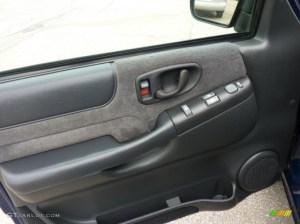 Panel Doors: 2001 Chevy Blazer Door Panel