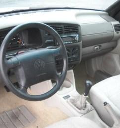 1998 volkswagen cabrio gl interior color photos [ 1024 x 768 Pixel ]