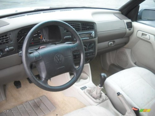 small resolution of 1998 volkswagen cabrio gl interior color photos
