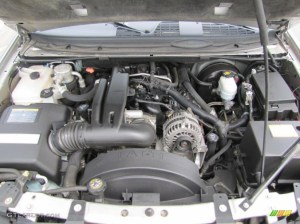 2005 Chevrolet TrailBlazer EXT LT 4x4 42 Liter DOHC 24