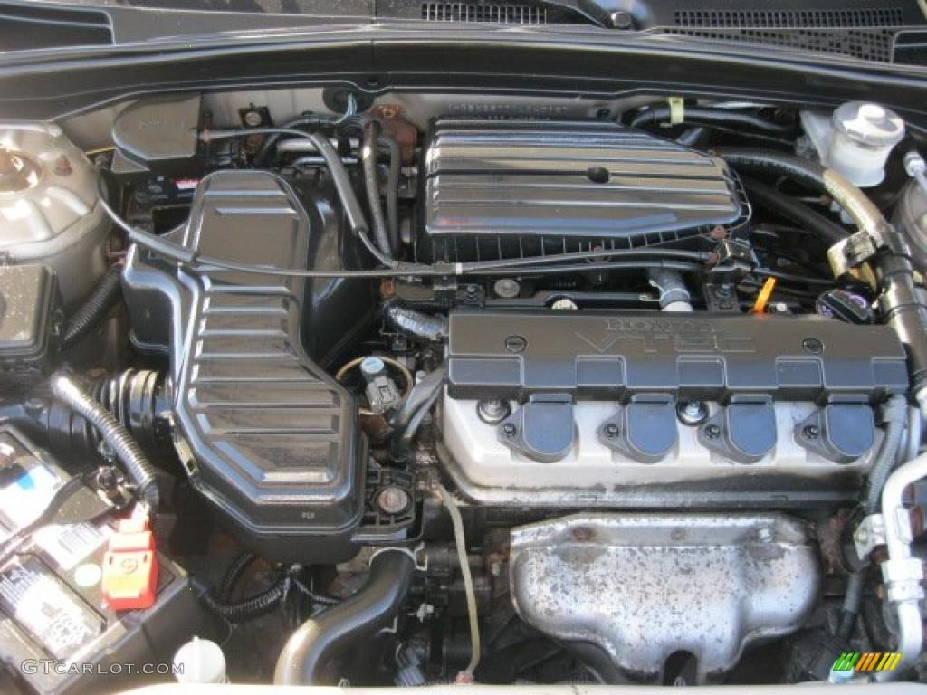 2001 Honda Civic 2001 Honda Civic Engine Diagram