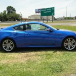 2011 Mirabeau Blue Hyundai Genesis Coupe 3 8 48981075 Photo 2 Gtcarlot Com Car Color Galleries