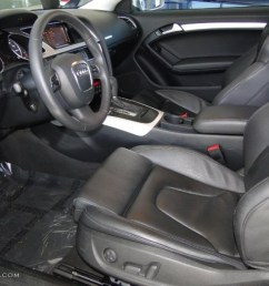 black interior 2010 audi a5 3 2 quattro coupe photo 49005392 [ 1024 x 768 Pixel ]