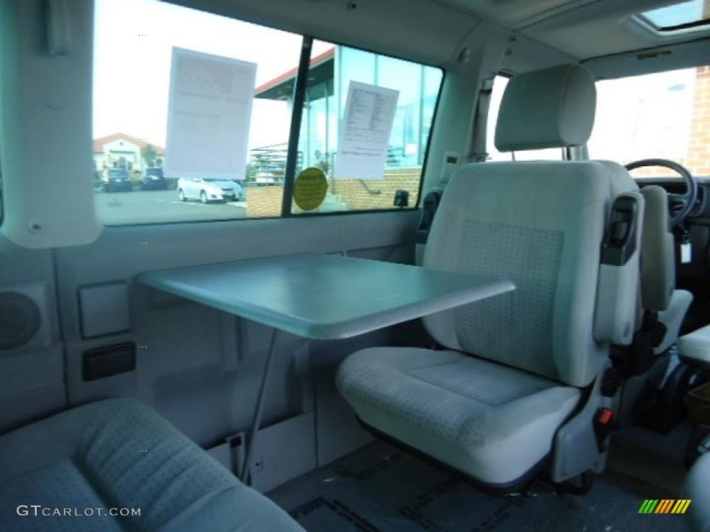 medium resolution of 2003 volkswagen eurovan mv interior photos