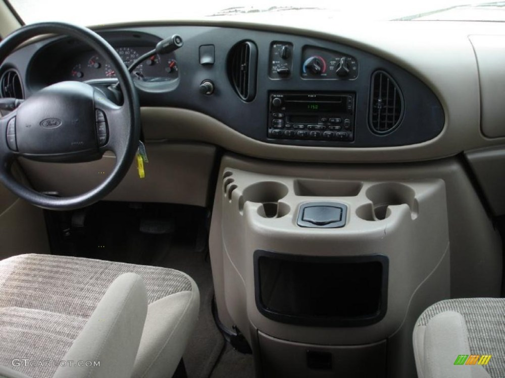 medium resolution of 2002 ford e series van e350 xlt 15 passenger interior color photos