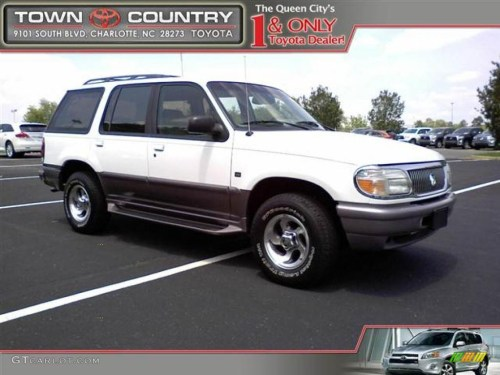 small resolution of oxford white mercury mountaineer