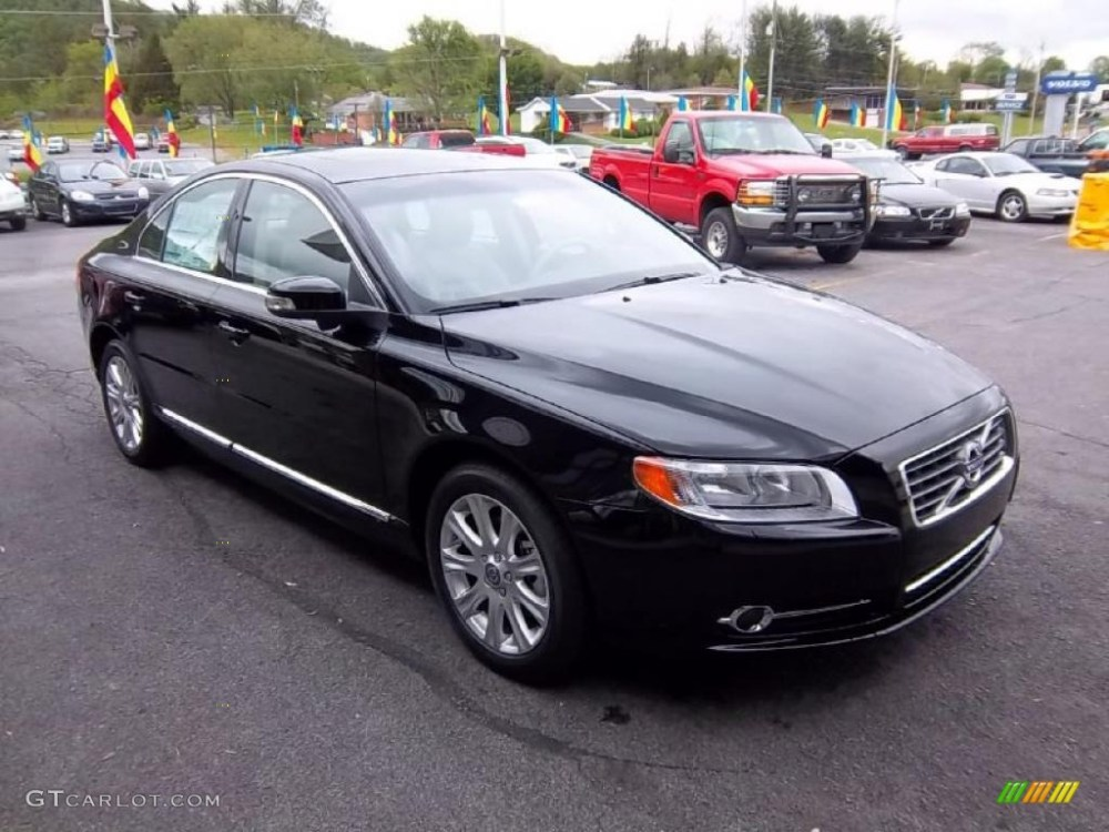 medium resolution of black stone 2011 volvo s80 3 2 exterior photo 49404275