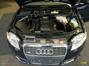 2008 Audi A4 20T quattro SLine Avant 20 Liter FSI