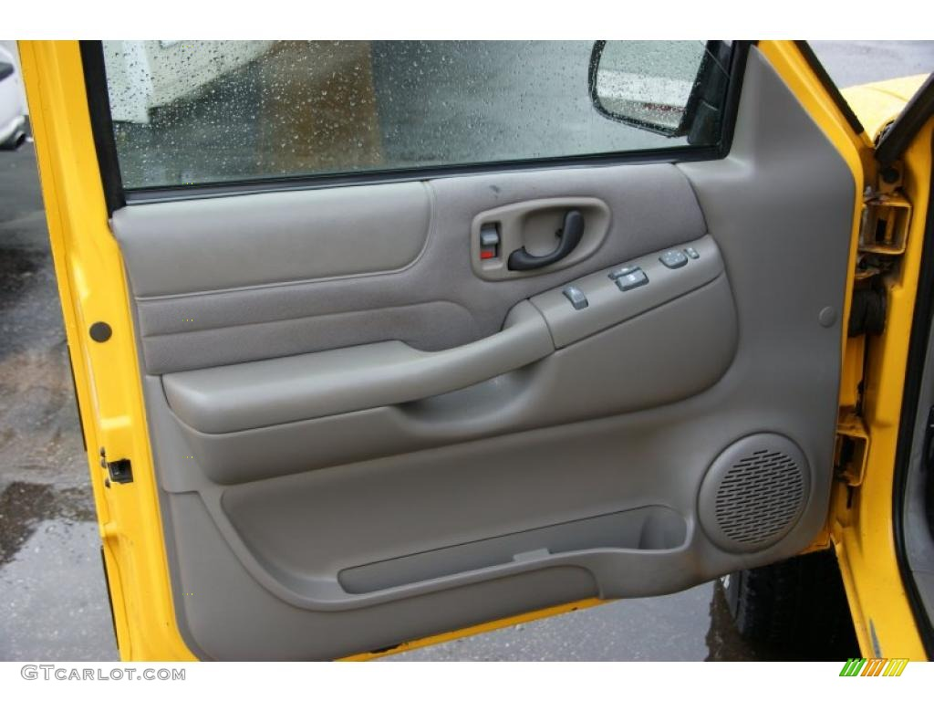 1994 chevy s10 interior door panels