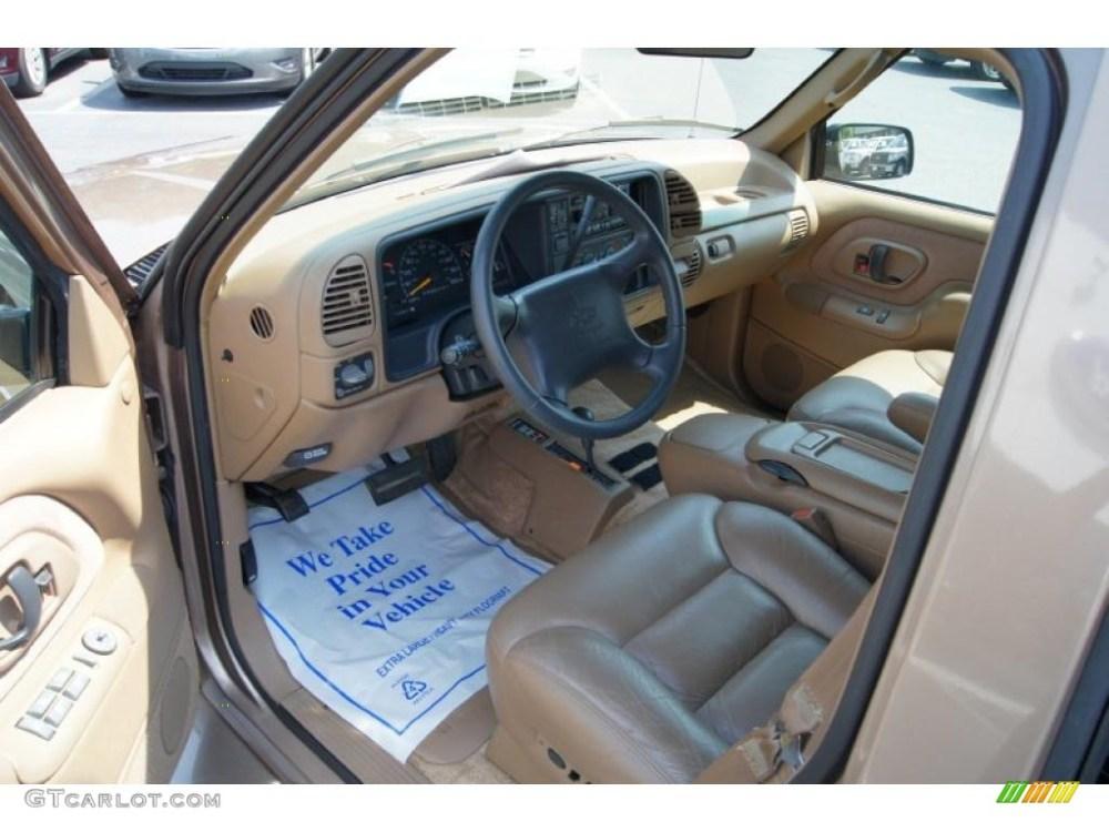 medium resolution of 1995 chevrolet suburban k1500 lt 4x4 interior photo 49716865