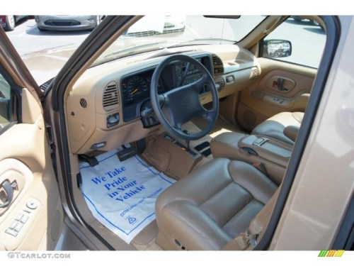 small resolution of 1995 chevrolet suburban k1500 lt 4x4 interior photo 49716865