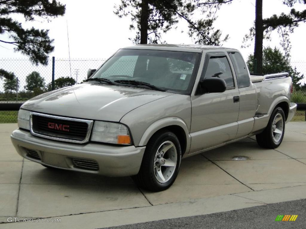 Sonoma Extended Cab Lowered