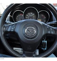 2005 mazda mazda3 i sedan black steering wheel photo 49823922 [ 1024 x 768 Pixel ]