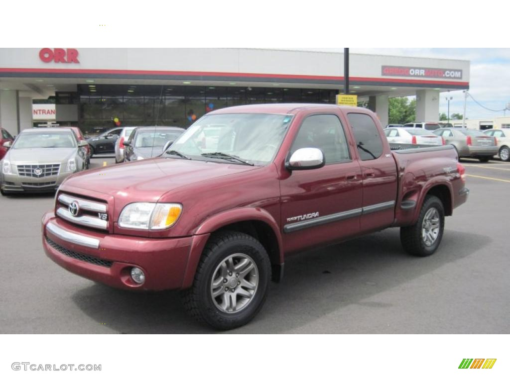 2004 Toyota Tundra Paint Colors