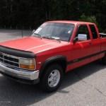 1994 Dodge Dakota Slt Extended Cab Exterior Photos Gtcarlot Com