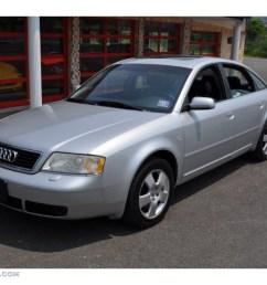 light silver metallic 2001 audi a6 2 7t quattro sedan exterior photo 50108448 [ 1024 x 768 Pixel ]