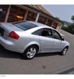 light silver metallic 2001 audi a6 2 7t quattro sedan exterior photo 50108502 [ 1024 x 768 Pixel ]