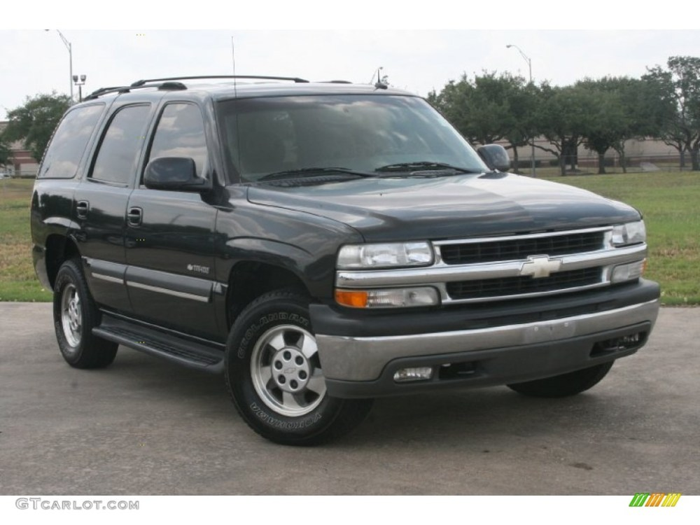 medium resolution of dark gray metallic chevrolet tahoe chevrolet tahoe lt