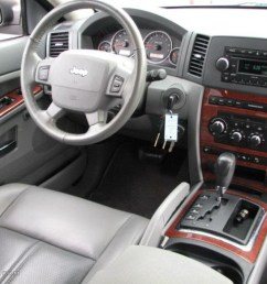 2005 jeep grand cherokee limited interior photo 50458277 [ 1024 x 768 Pixel ]