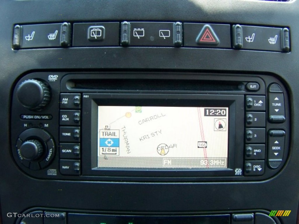 hight resolution of 2004 chrysler town country limited navigation photo