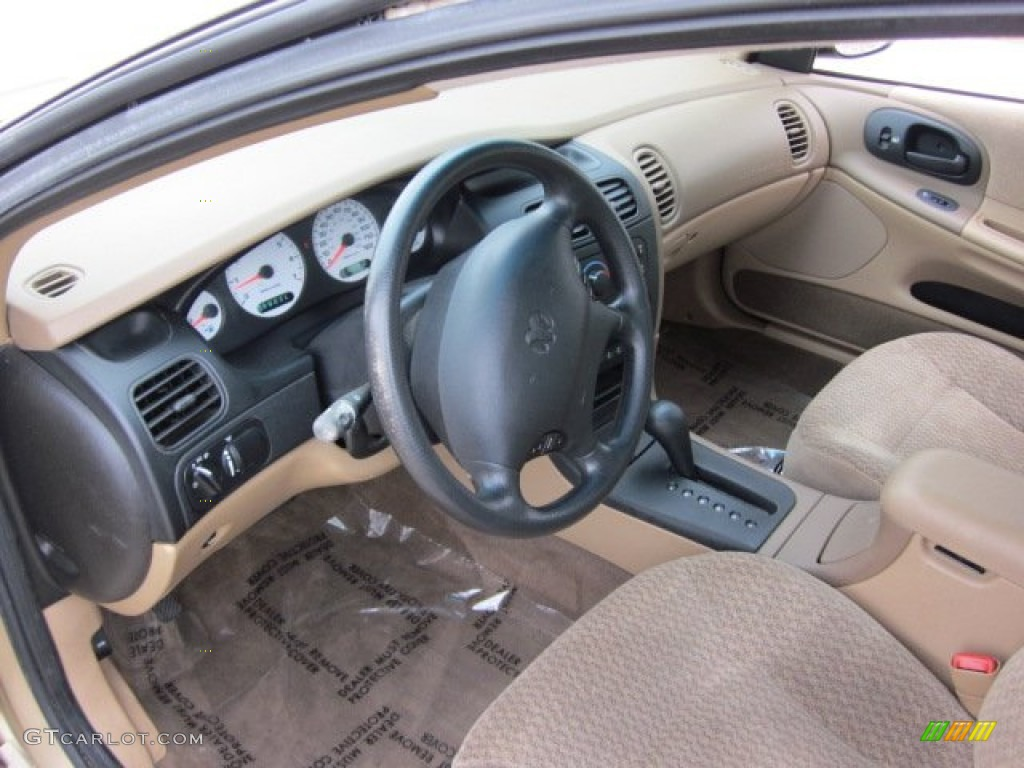 hight resolution of tan camel interior 1999 dodge intrepid standard intrepid model photo 50570710