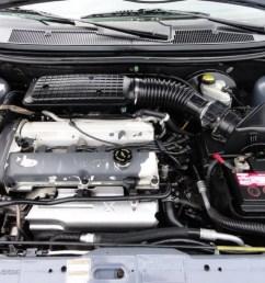 1999 ford contour lx 2 0 liter dohc 16 valve 4 cylinder engine photo 50629923 [ 1024 x 768 Pixel ]