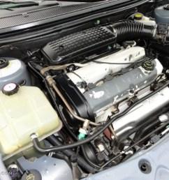 1999 ford contour lx 2 0 liter dohc 16 valve 4 cylinder engine photo 50629959 [ 1024 x 768 Pixel ]